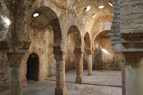 Ronda concierto memorias de sefarad - Banos arabes palacio de comares ...